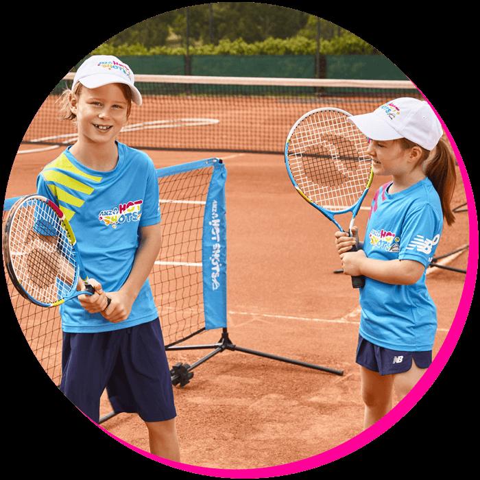 ANZ Hot Shots Tennis Lessons Sydney