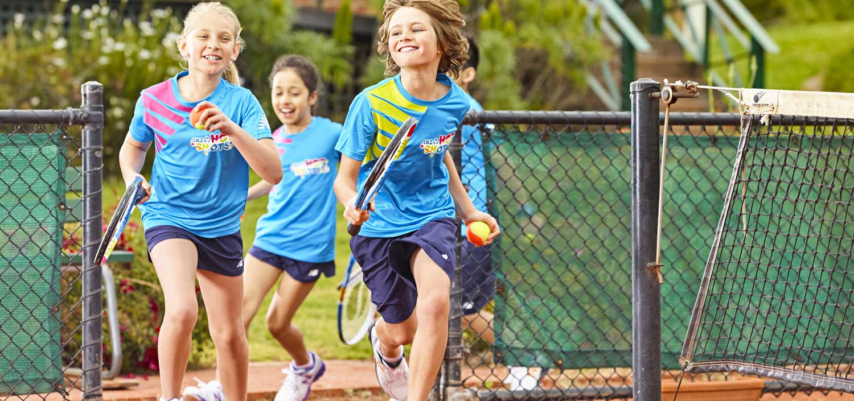 Tennis Holiday Camp Sydney